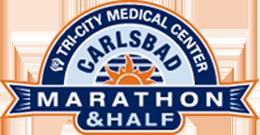 carlsbad marathon logo