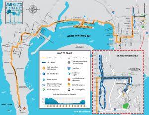 Americas Finest City Map 21