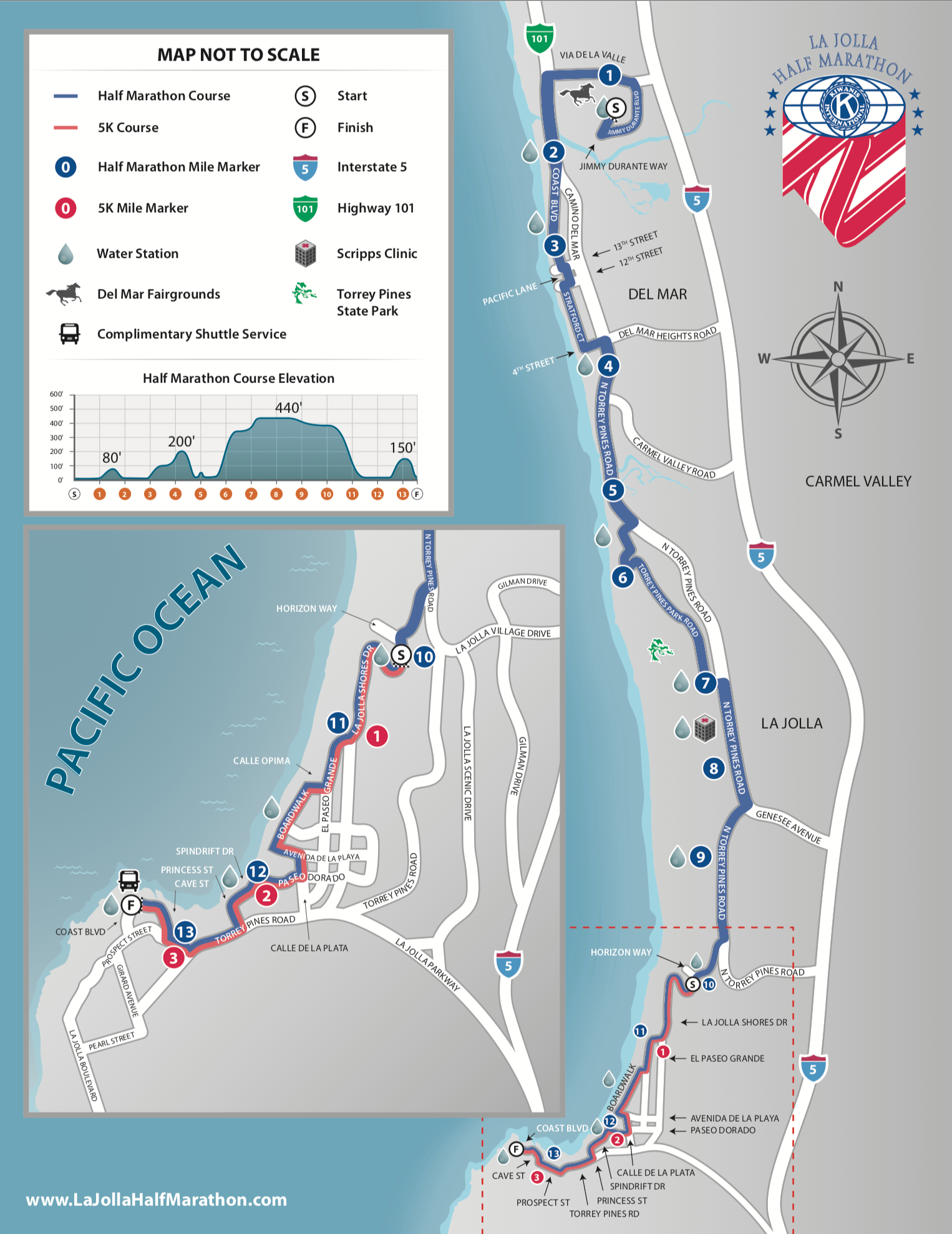 Course Map | In Motion Events