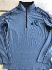 Afc 13.1 Men's Charcoal Pullover2