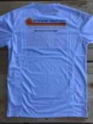 Afc 2017 Men's Finisher Shirt Back