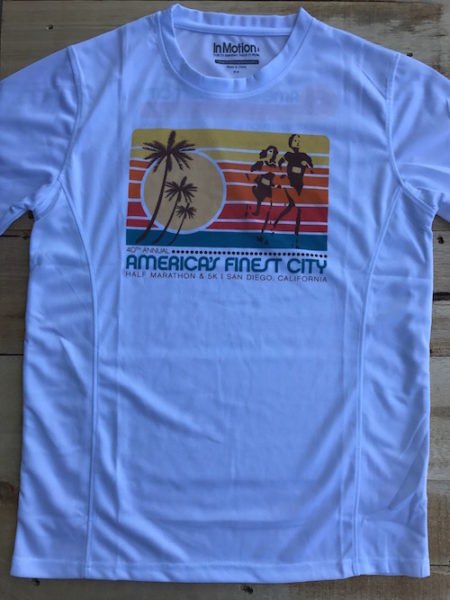 Afc 2017 Men's Finisher's Shirt Front