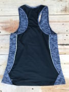 Afc Women's Ca Bear Black Heathered Tech Tank2