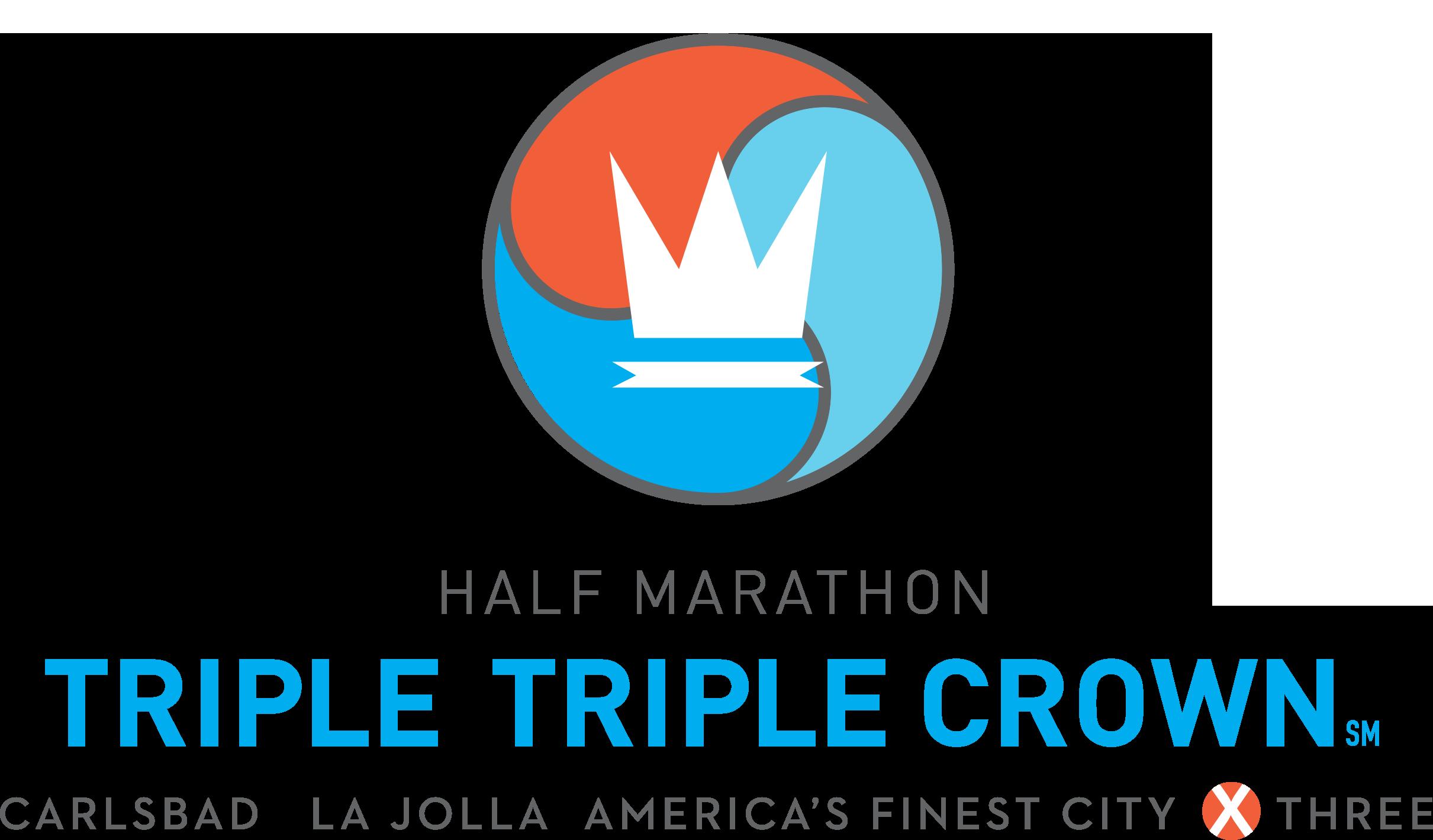 Halfmarathontripletriplecrownlogo