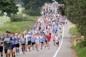 AFC Half Marathon start