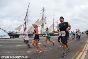 AFC Half Marathon in San Diego