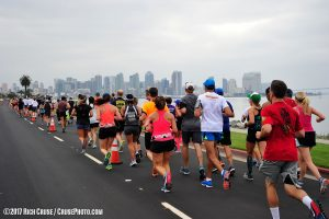 AFC Half Marathon runs through San Diego