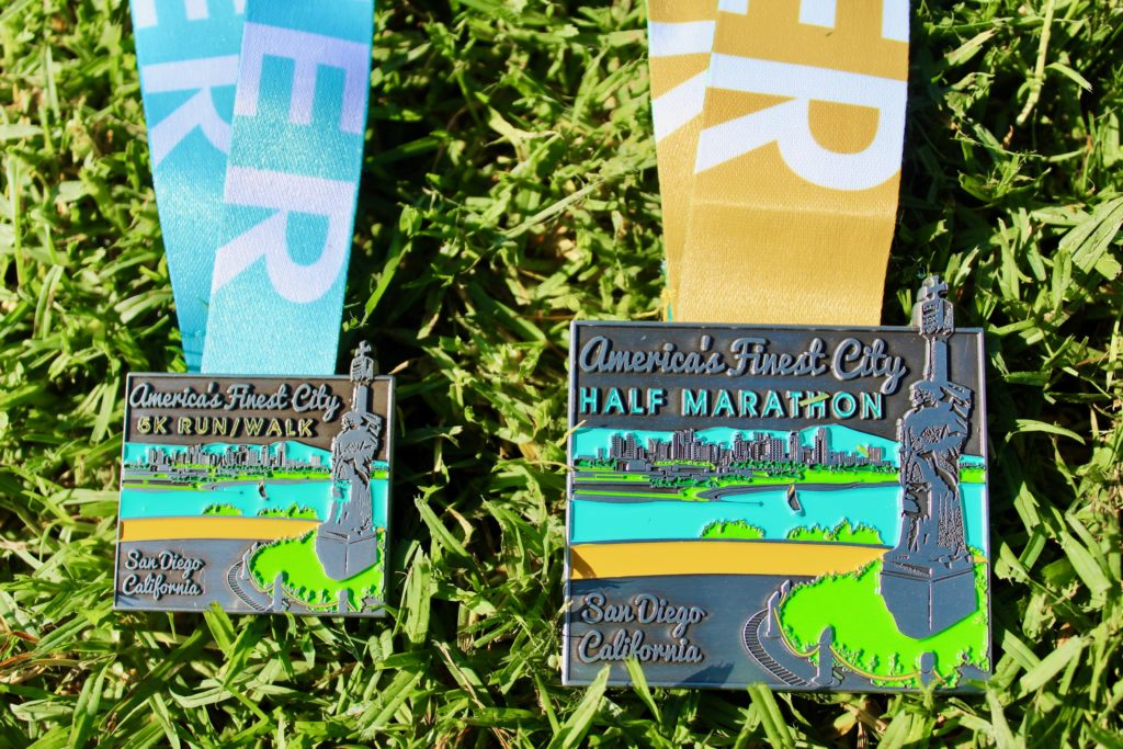 AFC Half Marathon: the 2018 experience (& swag!) | In Motion