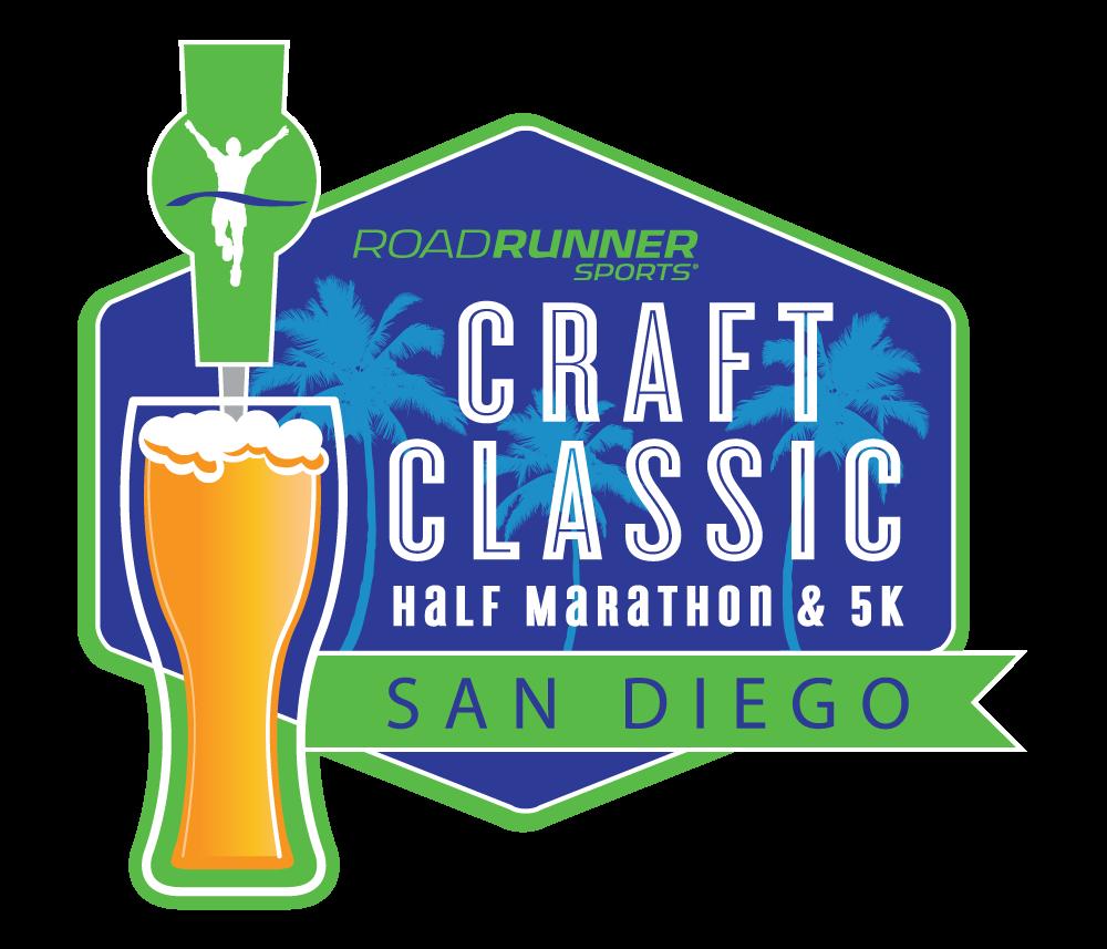 Rrs Craft Classic Half 5k Logo