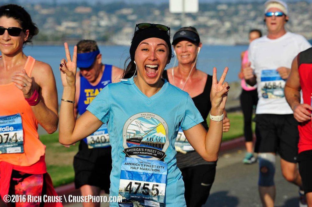 half marathon race shirt