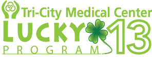 Lucky 13 Program Logo Horiz Green 2015