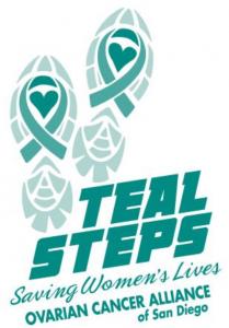 teal steps