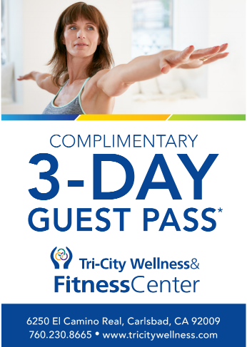 3 Day Guest Pass
