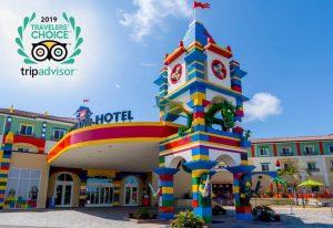 Legoland Hotel Exterior