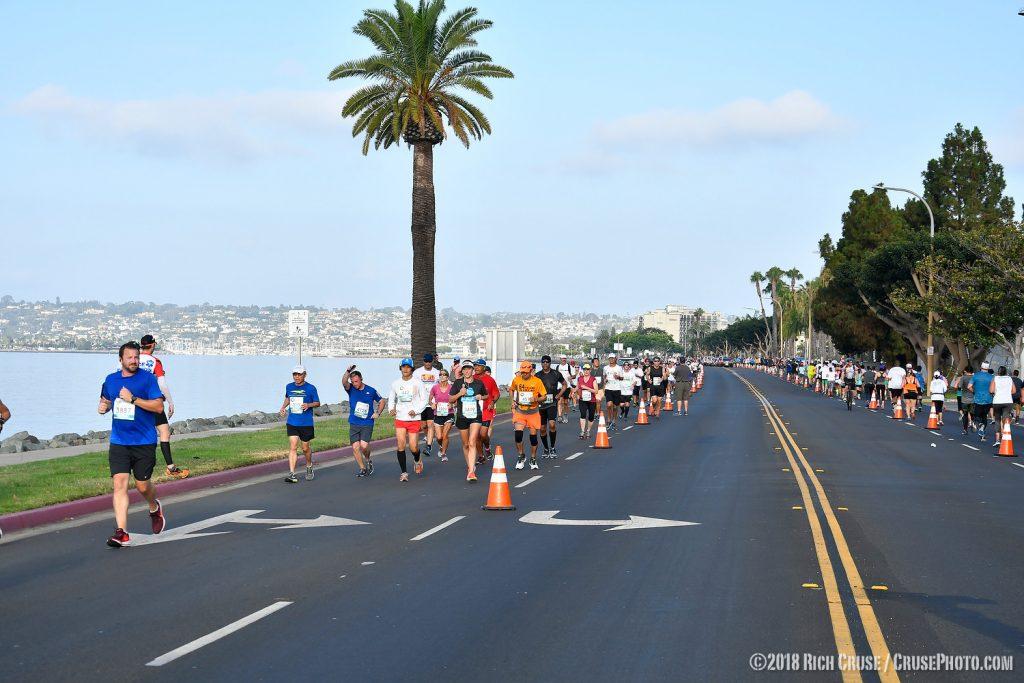 2018 Afc Half Marathon San Diego, Ca