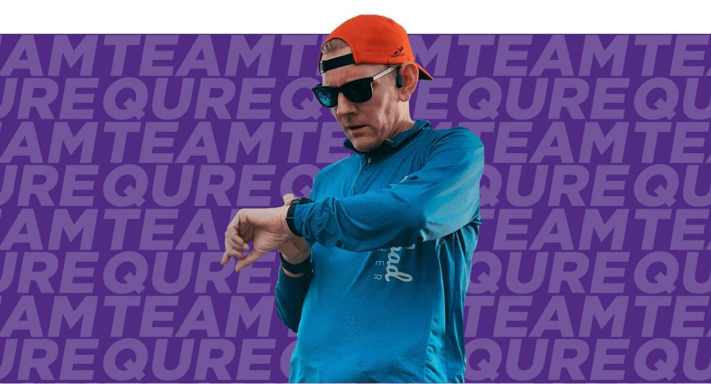 """Nathan """"nate"""" Imhoff Running For Others Team Qure"""