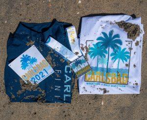 Carlsbad Marathon Swag 2021